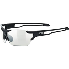 UVEX Sportstyle 803 V Sportglasses small black matt/smoke